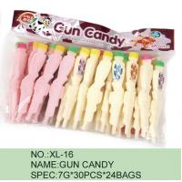Gun dry powder candy,can be in different flavor and color Manufactures