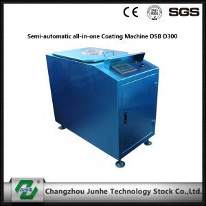 China Laboratory Use Dacromet Aluminium Coating Machine DSB S300 Max Capacity 400kg/h centrifugal speed on sale