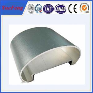 Aluminum Pipe Stair Handrail extrusion, Aluminium Stair Profiles Manufacturer Manufactures