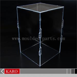 China Large clear acrylic display box on sale