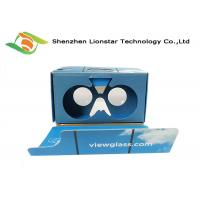 China 145 Gram Portable Full Color Virtual Reality Glasses Biconvex Lens / VR Lens on sale