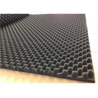 Building Insulation Sound Absorption Panels / Pad Egg Crate 45 - 55 kg / m3 Manufactures
