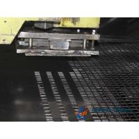 3-30mm Square Hole Perforated Metal, 90° Straight Pattern, 5-70mm Pitch Manufactures