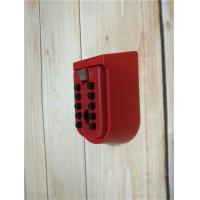 OEM Strong Key Pad Lock Box Wall Mounted Personalized With Metal Body Manufactures