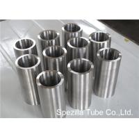 China ASME SB338 Round Welded Titanium Tubing For Condensers / Heat Exchangers on sale
