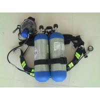 6.8L*2 30MPa RHZK Self Contained Breathing Apparatus SCBA / Portable Emergency Escape Breathing Apparatus Manufactures