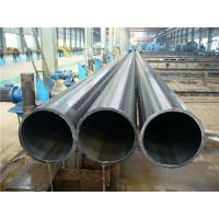 ASTM A53 Grade B API 5L ERW Steel Pipe Small And Large Diameter For Structure Use Manufactures