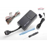 Anti Theft Motorcycle GPS Tracker , Motorcycle Alarm Tracker Remote Cut Off Engine Manufactures