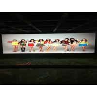 200-800W Outdoor Led Display Screen P6 SMD Full Color High Brightness Advertising Manufactures