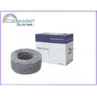 UTP High Speed 24AWG, 26AWG, 28AWG Cat5e lan cable network cable Manufactures