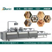 Rice oats Cereal Bar Forming Machine Manufactures