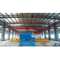 Full Automatic Block Making Machine for Industrial , Cement Mixing Plant Manufactures