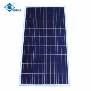 OEM/ODM Solar Energy Panels , 120W Monocrystalline Silicon Solar Panels Manufactures