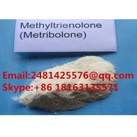 Top Quanlity Muscle Growth Steroids Methyltrienolone Metribolone Powder CAS 965-93-5 Manufactures