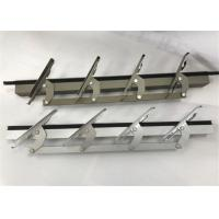 High Precision Machined Parts Aluminum Louver For Window 6 Inch Manufactures