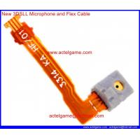 New 3DSLL Microphone and Flex Cable repair parts Manufactures