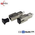 Fiber Optic SC/UPC 2dB 4dB 6dB 8dB 15dB Fixed Type Optical Attenuator Set SC UPC