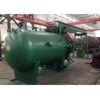 Automatic Horizontal Pressure Filter Hydraulic Control For Liquid Filtration Manufactures