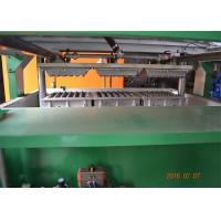 Eco Friendly Waste Paper Pulp Egg Tray Machine Low Energy Consumption Manufactures