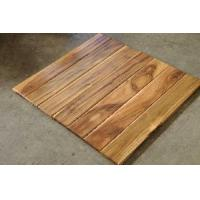 Hand Distress Archaize Acacia Solid Wood Flooring Manufactures