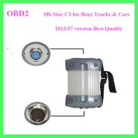 Mb Star C3 for Benz Trucks & Cars 2013.07 version-Best Quality Manufactures