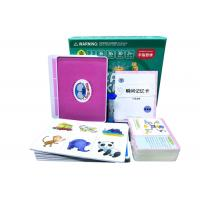 Reaction Fun Educational Board Games / Cooperative Children Playing Board Games Manufactures