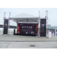 Span 15m Aluminum Stage Truss 300mm X 300mm Strong Loading Capacity For Trade Show Manufactures