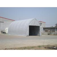 5m Wide Rectangle Tubing Fabric Building, Heavy duty Storage Building, Portable Garage Manufactures