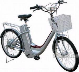 180-250W City Electric Bike (JSL-TDH005Z)