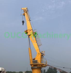 1 Ton Offshore Pedestal Crane Manufactures