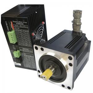 3 Phase stepper motor drivers 3A NEMA 42 JK3m2208 , 130mm 110V AC Manufactures