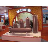 NGV 2 Type 1 CNG Steel Cylinder With  50L ~ 100L Capacity High Impact Resistance