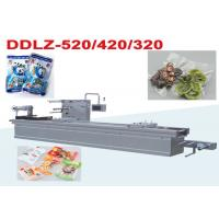 China Automatic Fruits And Vegetables Stretch Vacuum Packing Machine Value Added on sale
