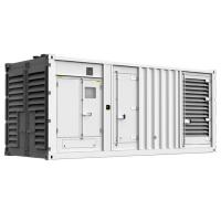BA Power 75kw Silent Diesel Generator Price List With Power UKKMS UK333-GA Engine Manufactures