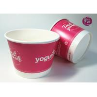 Quality 26oz Double PE Coated Disposable Paper Cup Paper Cups For Ice Cream for sale