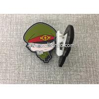 Custom paper clips file clips with handsome cool soldier fireman police shape design cute dog shape for kids children Manufactures