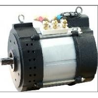 Battery powered vehicle traction motor 3kW Manufactures