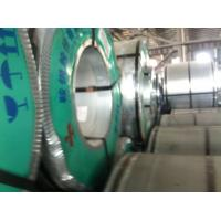 Mile Edge / Slit Edge 201 1.4372 Stainless Steel Strip Coils , 2B BA Surface ASTM, AISI Standard Manufactures