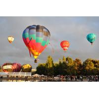Advertising Customized Inflatable Hot Air Balloon Flights For Party for sale