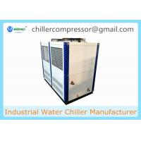 China Air Cooled Scroll Chiller for Plastic Injection Molding Machine on sale