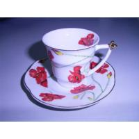 China Espresso Coffee Cup and Saucer,Cappuccino Cup on sale