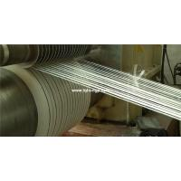 hot rolled galvanized steel strips with good quality from China manufacturer Manufactures
