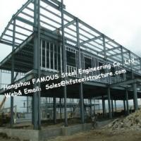 Quality Customized Pre-engineered Steel Building Apartment Steel Structure Contractor for sale