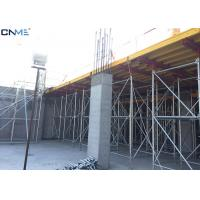 Different Color Slab Formwork Systems Channel Steel / Timber Beam / Plywood Material Manufactures