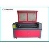 100W Water Cooling Plastic Cnc Laser Cutting Machine 1610 With CE FDA Manufactures