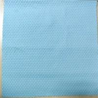 China 257GSM Cotton Dyed Fabric Light Blue Environmentally Friendly Dyeing on sale