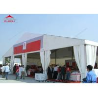 Customized Aluminum Structural Outdoor Event Tent / White Party Tent Manufactures