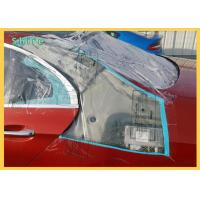 China Car Collision Cover Self Adhesive Protection Film Auto Collision Wrap Film on sale
