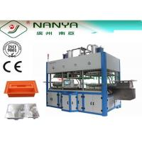 China Hot-forming Paper Moulded Pulp Machine For High Level Premium Packaging on sale