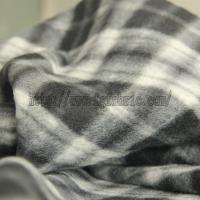 China Plaid Printed Polar Fleece Fabric Factory Direct Quality Assurance Best Price on sale